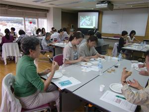 多治見市学習館はちみつ講座「はちみつ再発見!食卓から考えるCOP10」