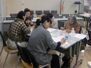 栄中日文化センターはちみつ講座はちみつを食べよう101021