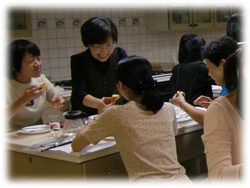 ベターホーム協会食文化セミナーはじめてのはちみつ講座e