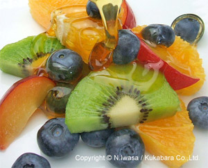はちみつ講座一宮中日文化センター「美味しさ再発見!はちみつの魅力」