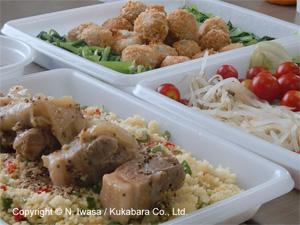 NHK文化センター豊橋教室「はちみつでクッキング!」2011年10月~2012年3月A