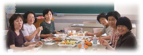 NHK文化センター豊橋はちみつでクッキング!はちみつで楽しむ四季の料理09年10月からb