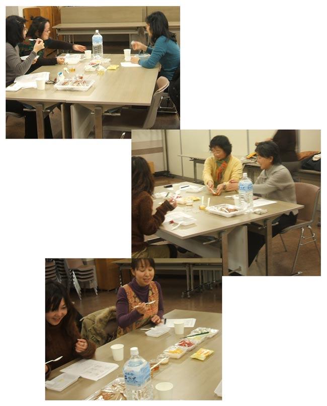 NHK文化センター豊橋校古くて新しい食べ物はちみつの魅力第1回開催報告
