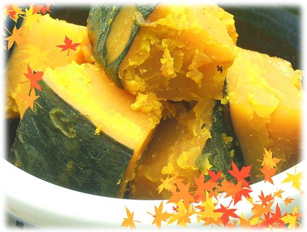 はちみつを使ったアイデアいろいろユーカリハチミツメスマイトで作るかぼちゃの煮物3